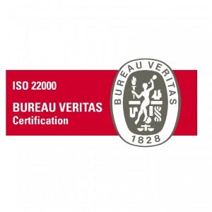 Logo ISO 22000-2